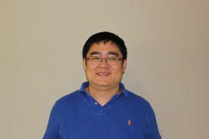 Headshot of Jun Wan