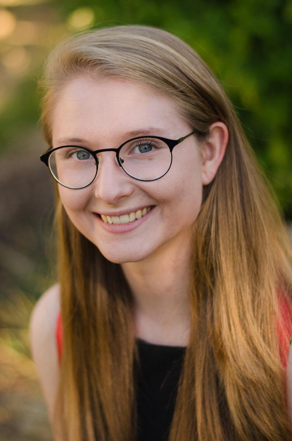 Headshot of Michaela Hinks
