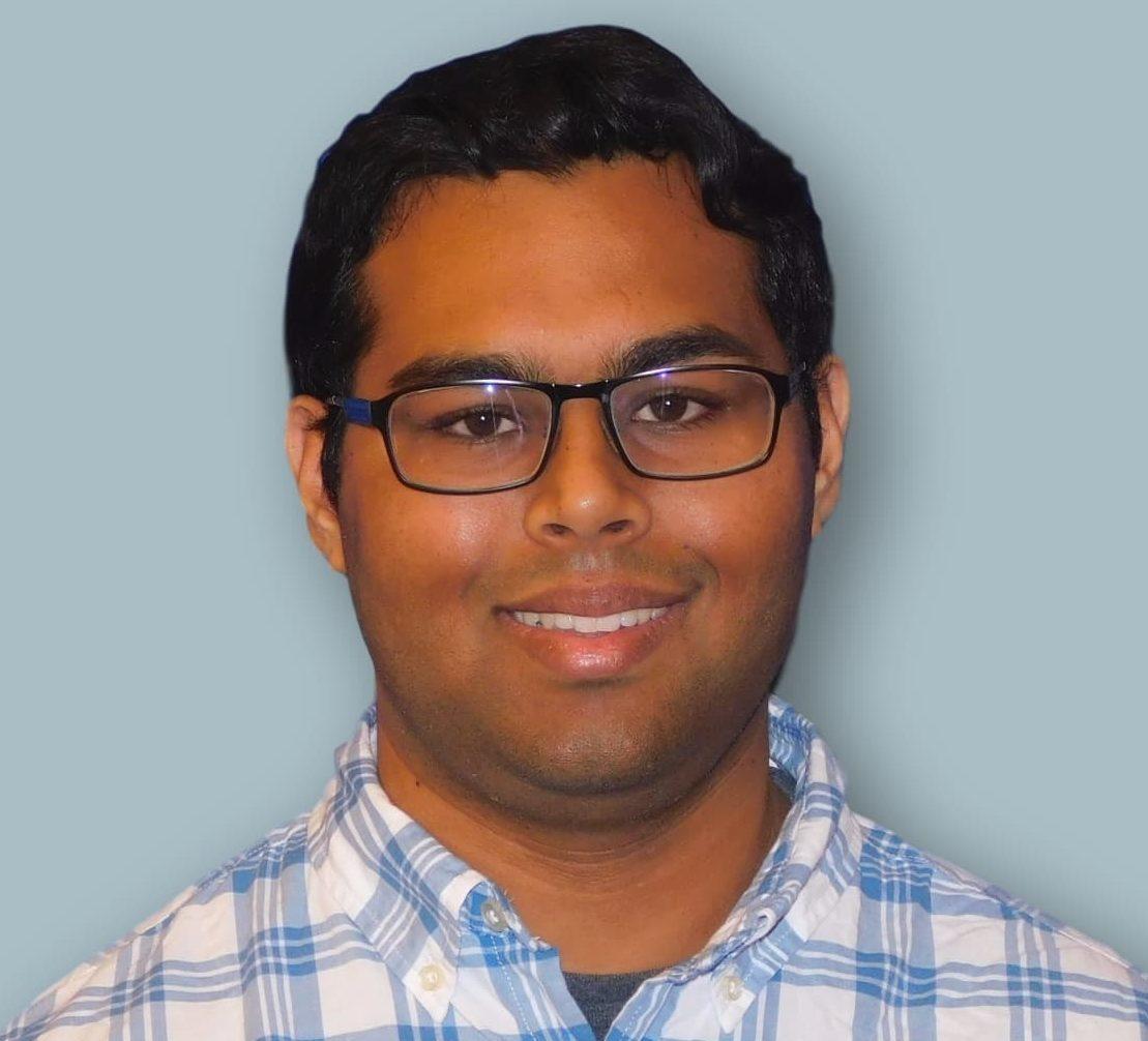 Headshot of Joydeb Sinha